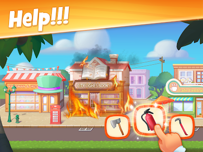 Town Story: Renovation & Match-3 Puzzle Game 7