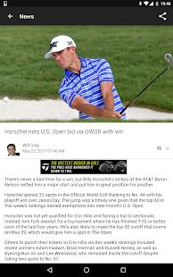 Golf Channel 5.4.9 Screenshots 10