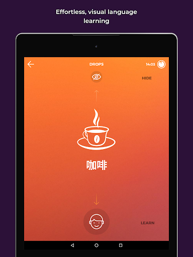Drops: Language learning - learn Japanese and more 35.40 Screenshots 9