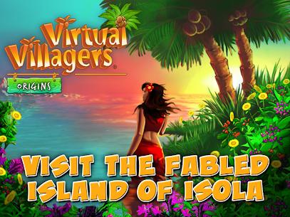 Virtual Villagers: Origins MOD APK 1.5.0.15 (Unlimited Food/Techpoints) 7