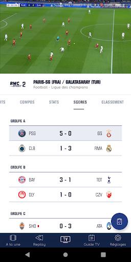 RMC Sport 7.1.9 Screenshots 6