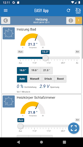 EASY App 2.9.6 Screenshots 2