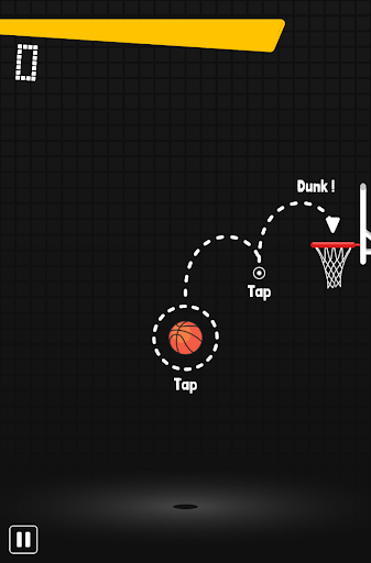 Dunkz ud83cudfc0ud83dudd25  - Shoot hoop & slam dunk screenshots apkspray 18