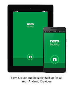 Nero BackItUp - Backup to PC 1.15.1.0