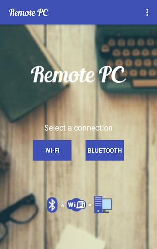 Foto do Remote PC