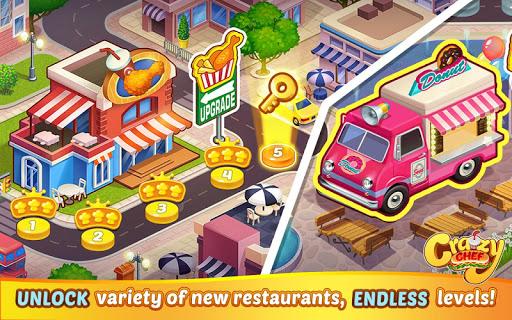 Crazy Chef: Fast Restaurant Cooking Games  screenshots 8