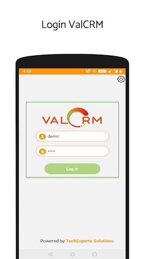 'ValCRM: SuiteCRM Mobile App'  screenshots 1