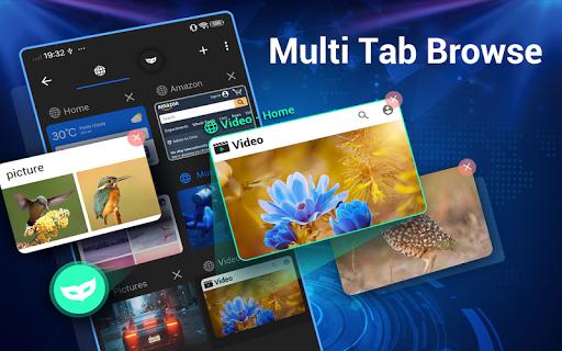 Web Browser & Explorer 3.5.2 Screenshots 7