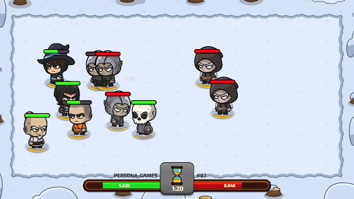 Raid Heroes: Sword And Magic 2.0.0 screenshots 9