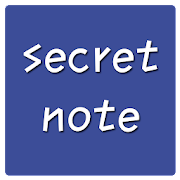 Secret Note - password folder notepad