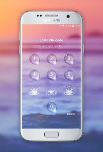 Lock screen  water For Pc – Free Download 2020 (Mac And Windows) 2