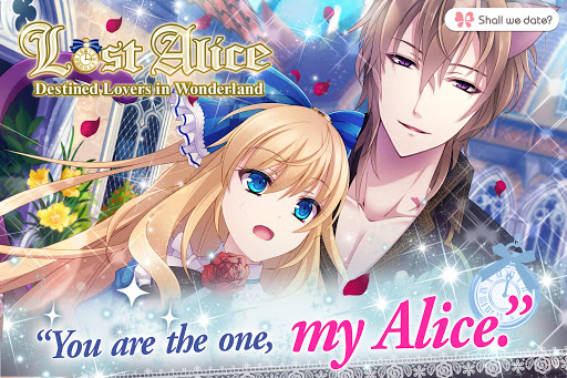 Code Triche Lost Alice - otome game/dating sim #shall we date (Astuce) APK MOD screenshots 2