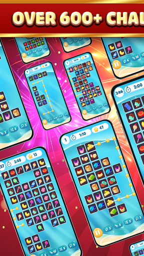Onnect Tile Puzzle : Onet Connect Matching Game 1.1.1 screenshots 5