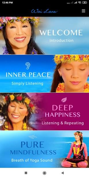 Easy Meditation App screenshot 1
