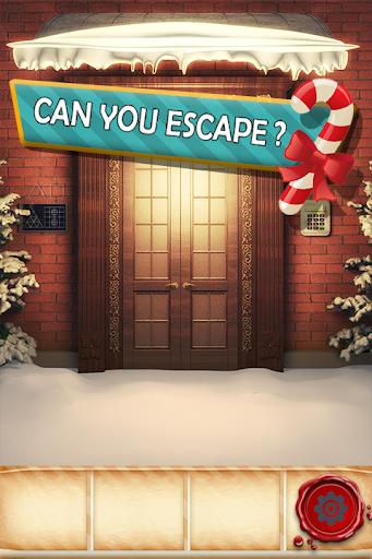 100 Doors Seasons: Christmas Games. New Year 2021 apkslow screenshots 17