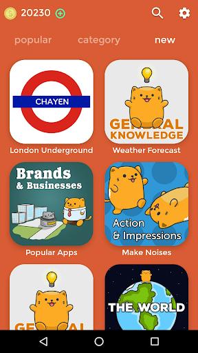 Chayen - charades word guess party 4.0.5 screenshots 6
