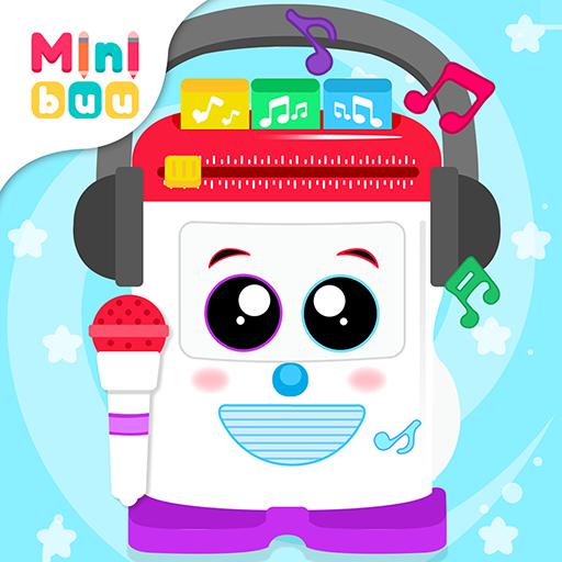 Radio de Juguete para Niños