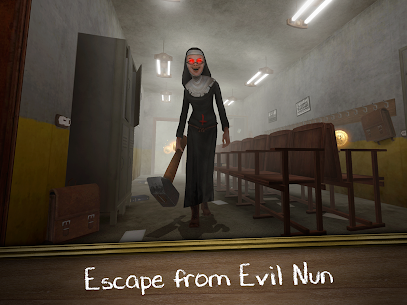 Evil Nun Maze MOD APK: Endless Escape (DUMB NUN) Download 6