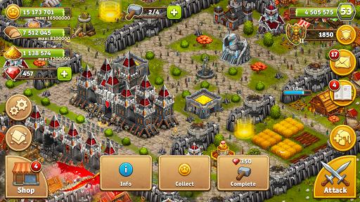 Throne Rush 5.23.2 screenshots 16