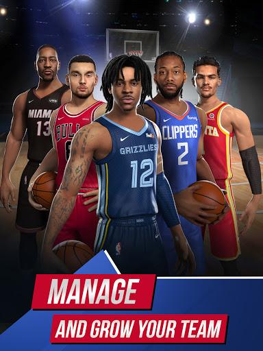 NBA Ball Stars: Play with your Favorite NBA Stars Apkfinish screenshots 7