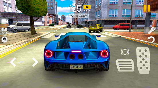 Extreme Car Driving Simulator Screenshot