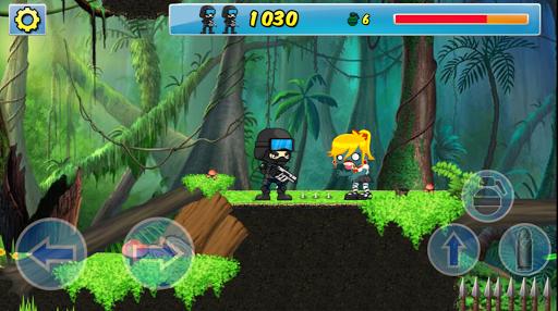 zombie attack zero screenshot 3