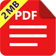 PDF Reader - Just 2 MB, Viewer, Light Weight 2020