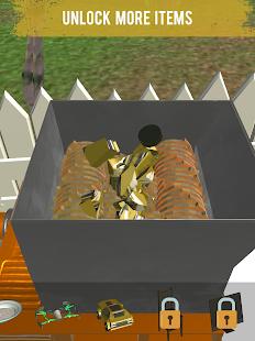 Shredder Simulator Games
