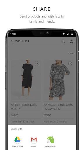 John Lewis & Partners modavailable screenshots 6