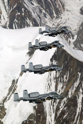 A-10 Thunderbolt II ● FREE For PC Windows (7, 8, 10, 10X) & Mac Computer Image Number- 6