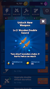 Sword Clicker Mod Apk: Idle Clicker (Unlimited Gold) Download 9