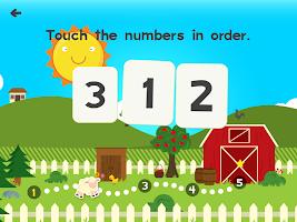 Animal Math Preschool Math Games for Kids Free App