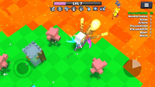Warlock.io : Action Arena Io Game Mod Apk (Unlimited Money) 2