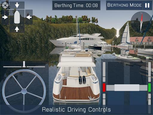 Boat Master: Boat Parking & Navigation Simulator screenshots 14