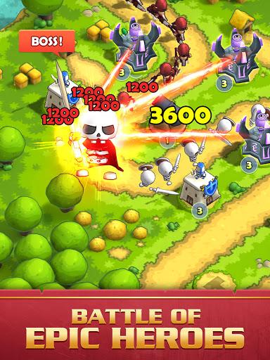 Mini War: Pocket Defense modavailable screenshots 10