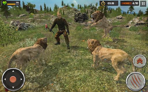 Lion Simulator - Wildlife Animal Hunting Game 2021 1.2.5 screenshots 18