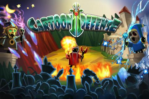 Cartoon Defense 2 1.2.5 screenshots 1