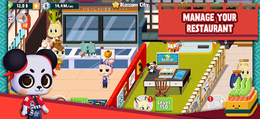 Sushi, Inc. 1.6.76 screenshots 1
