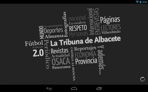 La Tribuna de Albacete 2.6 screenshots 5