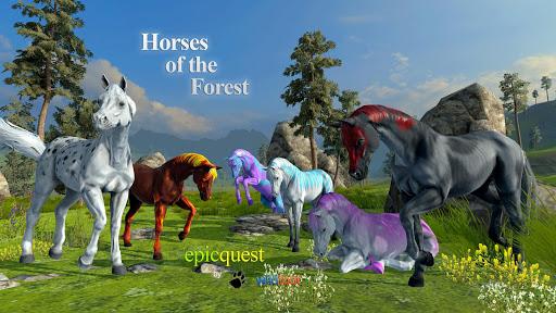 Horses of the Forest apkdebit screenshots 7