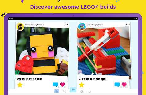 LEGO® Life: Safe Social Media for Kids Screenshot
