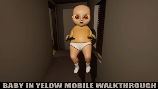 Walkthrough Baby Yellow Horror Game Hack Game Android & iOS 3