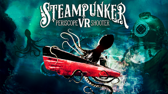 Steampunker Periscope Shooter Hack for Android and iOS 1