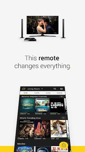 Peel Universal Smart TV Remote Control screenshot 2
