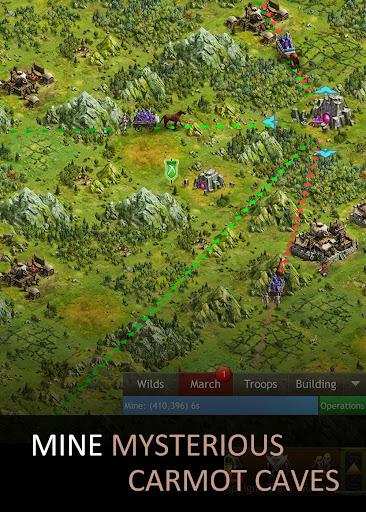 Kingdoms of Camelot: Battle  screenshots 12