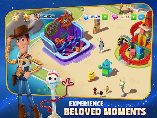Disney Magic Kingdoms: Build Your Own Magical Park Apkfinish screenshots 11