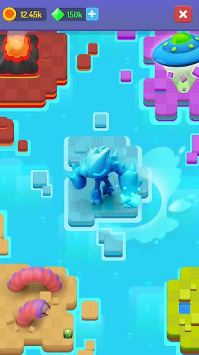 Idle Defense - Tower Defense game apktreat screenshots 2