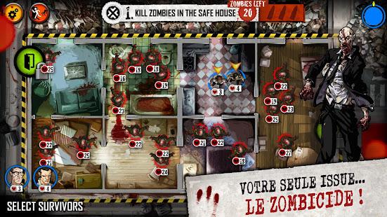 Image du jeu Zombicide : Stratégie et fusils à pompe