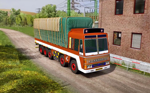 Cargo Truck Driving Games 2020: Truck Driving 3D android2mod screenshots 1