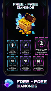Image For Guide and Free-Free Diamonds 2021 New Versi 1.0 4